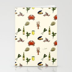 Summer kitchen Stationery Cards