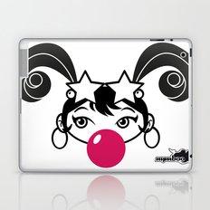 GIUPPY-Black & White Laptop & iPad Skin