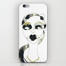 a bystander iPhone & iPod Skin