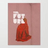 The Future A Time To Rem… Canvas Print