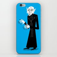 The Halloween Series - N… iPhone & iPod Skin