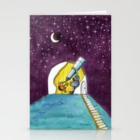 The Observatory Stationery Cards