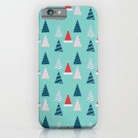 iPhone & iPod Case featuring Christmas Wonderland by filiskun