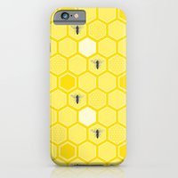Honey Bees iPhone 6 Slim Case