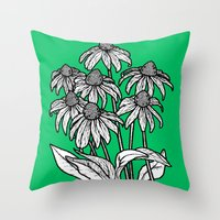 Love Summertime Throw Pillow
