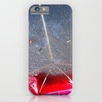 Umbrella Blues 4 iPhone 6 Slim Case