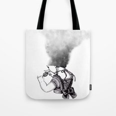 lip girl Tote Bag