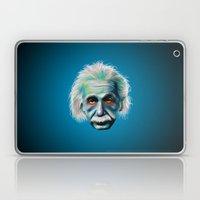 Colorful Einstein Laptop & iPad Skin