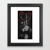 Ötüken Framed Art Print
