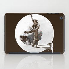 Media Rodeo: Big Brother is watching you iPad Case