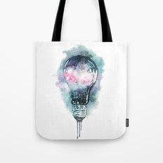 Universe light Tote Bag