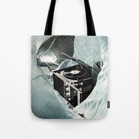 Cold Soundz Tote Bag
