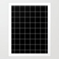 Xadrez Art Print
