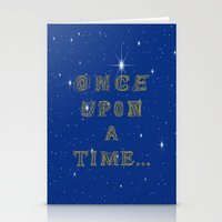 Fairy Tale Beginnings Stationery Cards