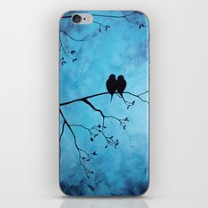 In The Moon Light iPhone & iPod Skin