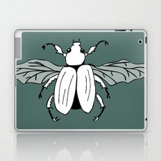 It's a beetle and it has wings. Laptop & iPad Skin