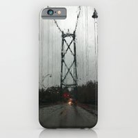 iPhone & iPod Case featuring Raining Again  by Ethna Gillespie