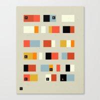 Coloradore 012 Canvas Print