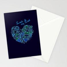 Heartfilled Stationery Cards