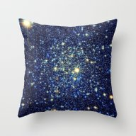 Throw Pillow featuring GalaxY by 2sweet4words Designs