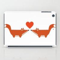 Fox Love iPad Case