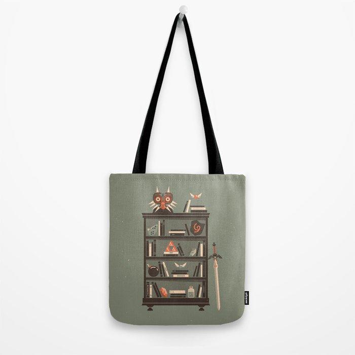 shelf miyamoto tote bag by daniel mackey society6