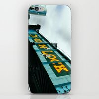 London Camden Town Rail … iPhone & iPod Skin