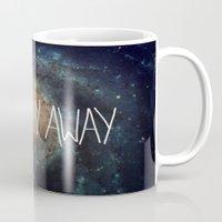 Let's Fly Away (come On,… Mug