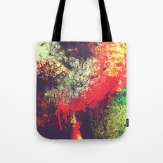 The Meltdown Tote Bag