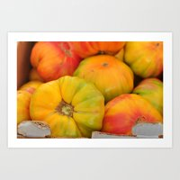 Heirlooms Art Print