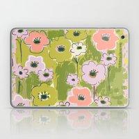 My Garden In Spring Laptop & iPad Skin
