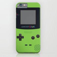 GAMEBOY Color - Green iPhone 6 Slim Case