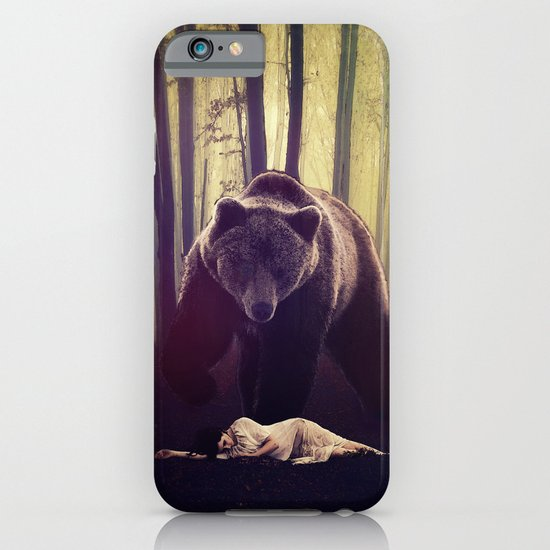 Someone's watching over me iPhone & iPod Case