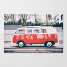 Combi car 4 Canvas Print