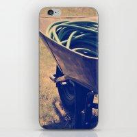 Yardwork iPhone & iPod Skin