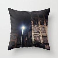 Sub Prime Throw Pillow