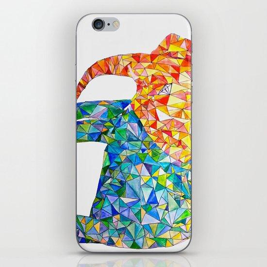 acute elephant iPhone & iPod Skin