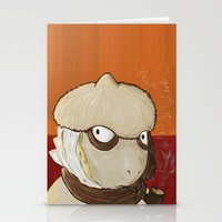Vincent Van Smeargle Stationery Cards
