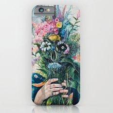 The Last Flowers Slim Case iPhone 6s