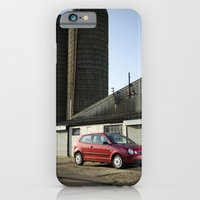 iPhone & iPod Case featuring Polly the Polo by Sophie Earl