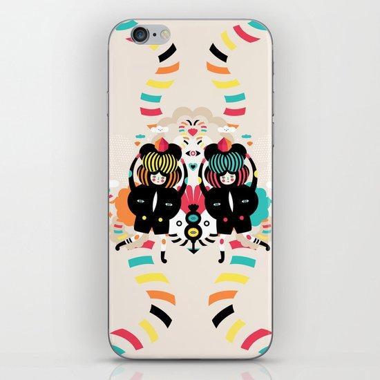 It's a happy dance iPhone & iPod Skin