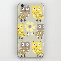 Hooty Tooty iPhone & iPod Skin