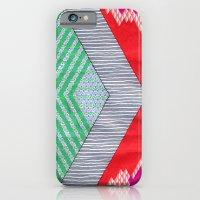 Isometric Harlequin #8 iPhone 6 Slim Case