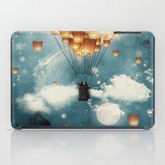 Where all the wishes come true iPad Case