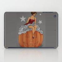 Pumpkin Patch iPad Case
