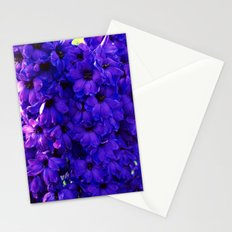 Delphinium Stationery Cards