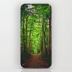 Trail iPhone & iPod Skin