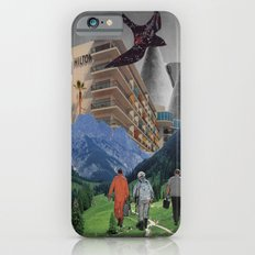 One Small Step For Man iPhone 6 Slim Case