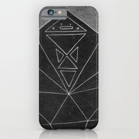 iPhone & iPod Case featuring R E L I C  by Cosmic Nuggets