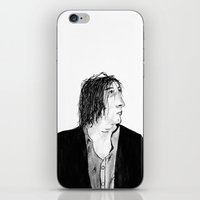Albert iPhone & iPod Skin